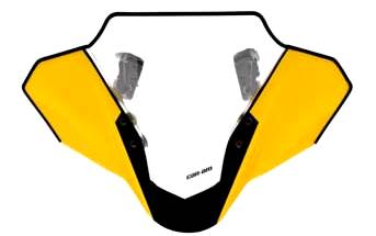 Quads For Sale Perth Can Am Parts Sport Windshield Yellow