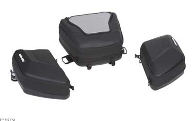 Atv Can Am LinQ Deluxe Modular Bags By Can-Am