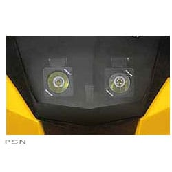 Atv Can Am Auxiliary Windshield Lighting