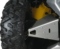 Can Am Parts Dealers Can-Am A-Arm Protectors And Tire