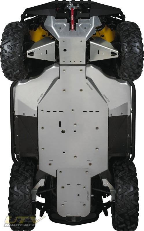 Atv Perth Dealers Can Am Parts SSV Lateral Skid Plates