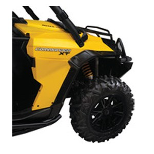 Can-Am SSV Extended Fender Flares