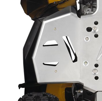 Motorbike Perth Side Footwell Protector Plates