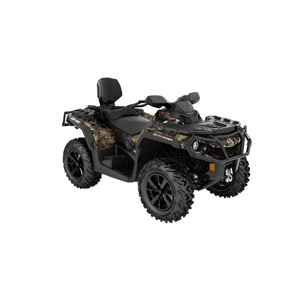 Can Am Buggy Outlander 650 Max Mossy Oak