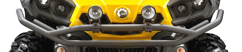 Can Am parts Atv Perth For Sale Black And Yellow Can-Am Front Accessory Bar