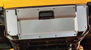 Dirt Bikes Perth Can-Am Lower Tailgate Protector
