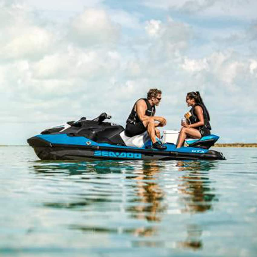 2018 LinQ Bag on Seadoo Jet Skis