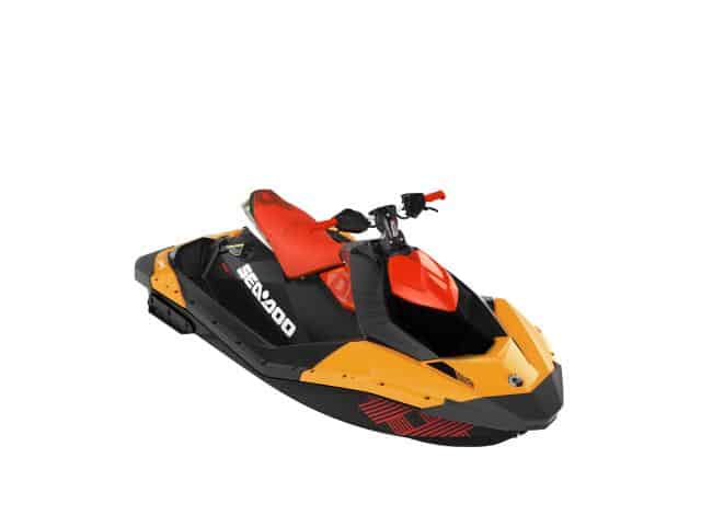 Sea Doo Prices Buy Jet Ski Sea Doo Orange Red