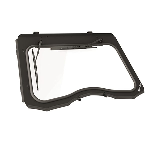 windshield with waper and washer Can Am Parts