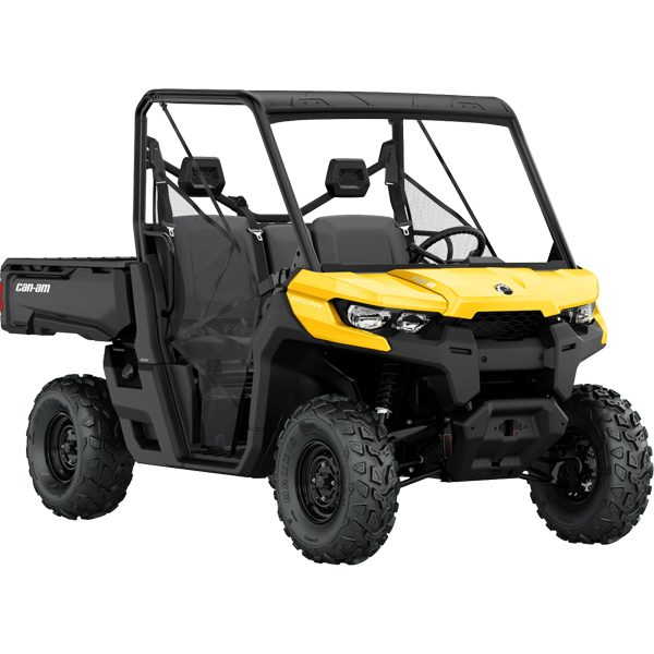 2020 Can Am Defender DPS HD8 yellow buggy for sale perth