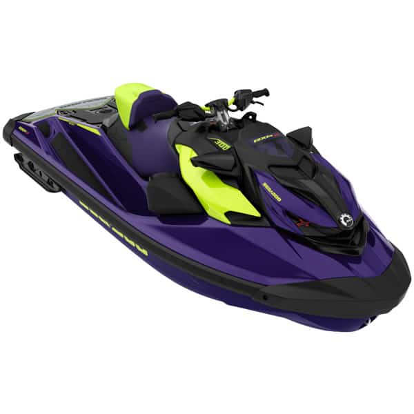 2021 Sea-Doo RXP-X RS Purple Green Jetski Perth