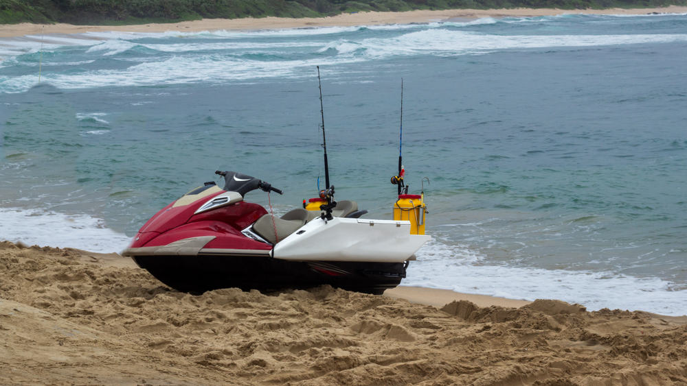 What You Need To Know About Fishing On Your Jet Ski