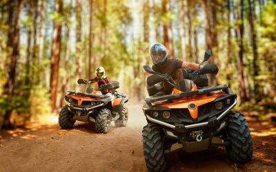 Exploring Perth Area With Your Quad Bike